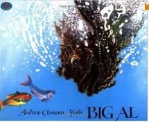 FREE Big Al Choice-Board Lesson for SMART Board. Includes interactive vocabulary, sequencing, and fact/opinion activities.