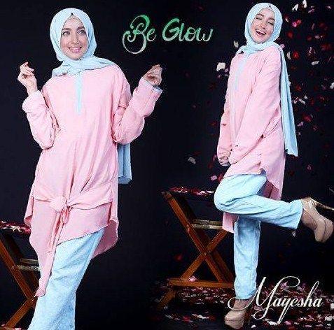 Fashion Anak Medan: Tips Memilih Baju Muslim Untuk Wanita Yang Kurus