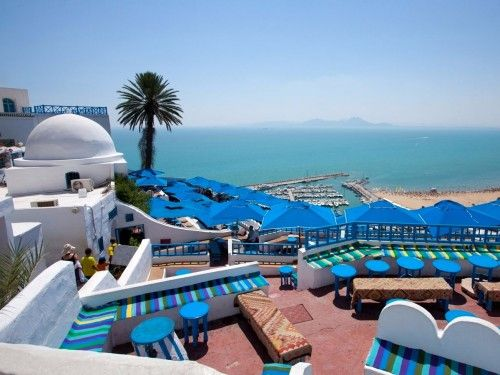 Σίντι Μπου Ζαΐντ, Τυνησία