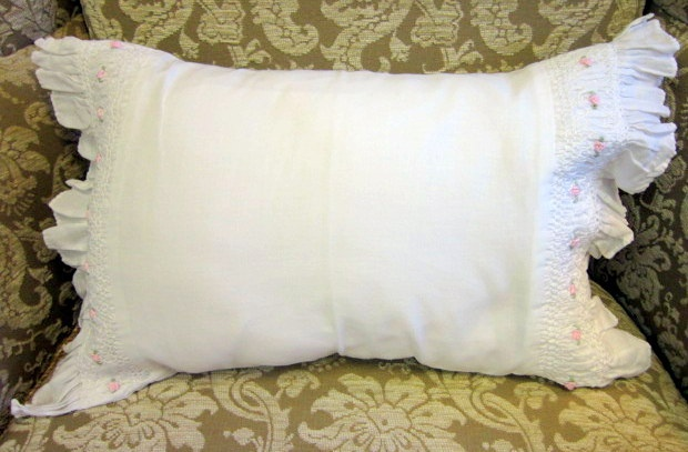 Beautiful Smocked Pillows