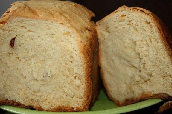 Mazanec z domácej pekárne