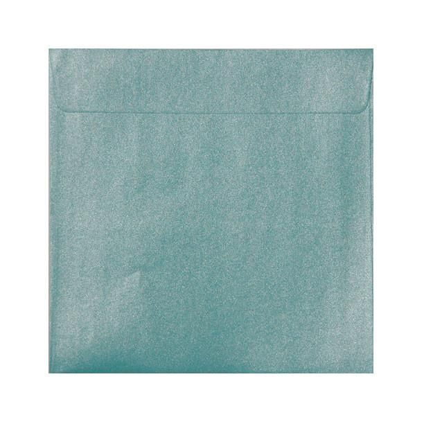 Baby Blue Pearlescent Wallet Peel and Seal  #envelopes #red #Pocket #Pink #blue #unique #Mirrors #pouchette #sapphire #silver