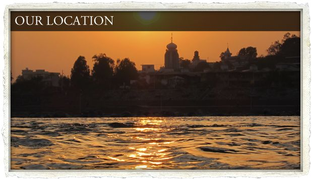Location - The Ashram - Parmarth Niketan