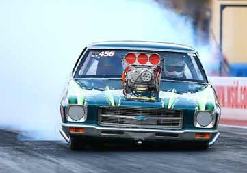 Aussie Holden supercharged outlaw