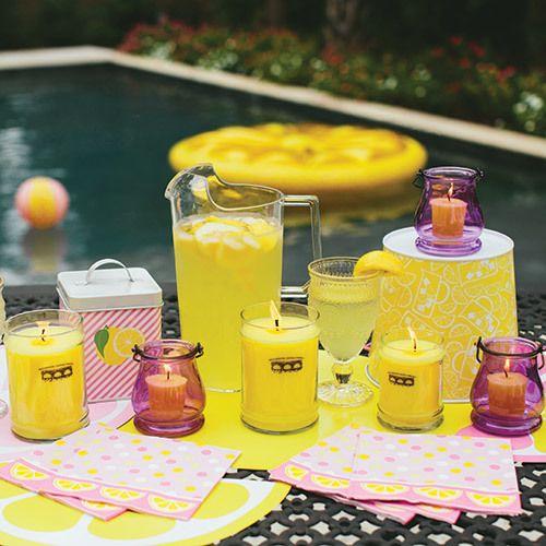 Bridgewater Candle Geurzakje Lemon Pop
