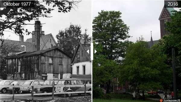 Lüdenscheid im Wandel: Bilder von früher und heute