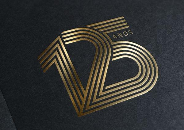 Logo Design 125 Anos (Concept) on Behance