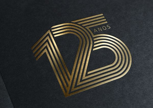 Logo Design 125 Anos (Concept) on Behance