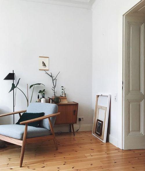 cute little simple corner