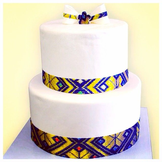 Perfect cake for an Ethiopian melse