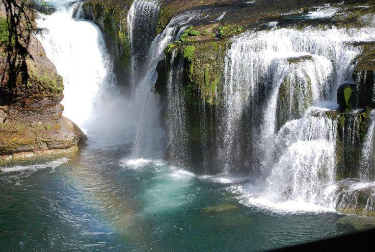 Lewis River Falls   Washington