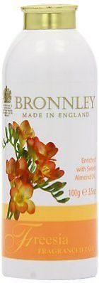 cool Bronnley Freesia 100g3.5 oz Fragranced Talc - For Sale View more at http://shipperscentral.com/wp/product/bronnley-freesia-100g3-5-oz-fragranced-talc-for-sale/