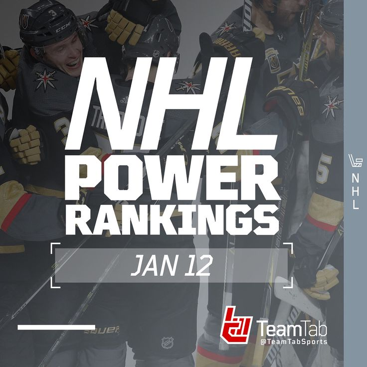 As we cruise through Week 14 of the NHL regular season heres our weekly update on the NHL Power Rankings. SWIPE  to see where your team stands!