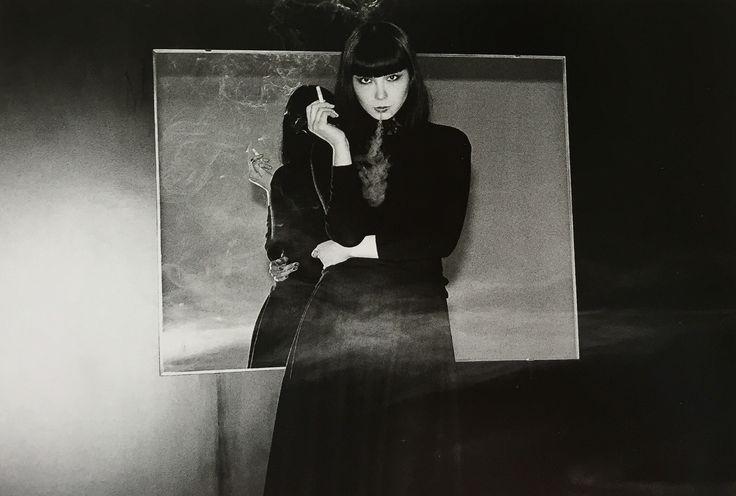 Sayoko Yamaguchi 山口小夜子  about1974