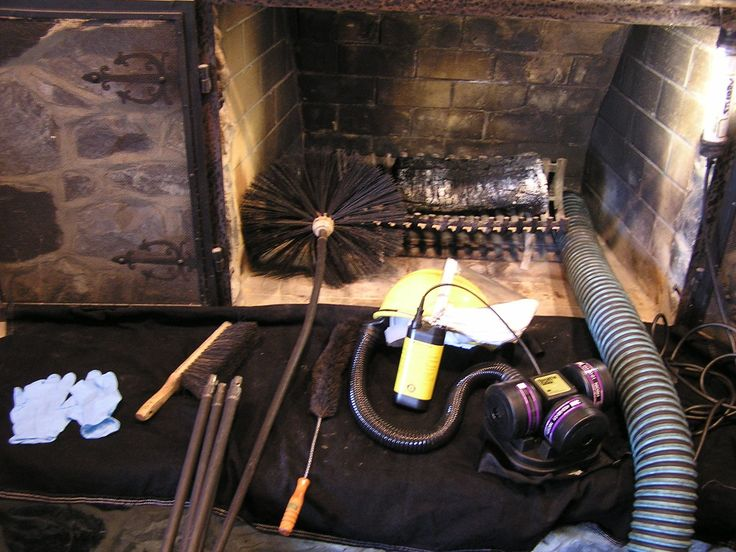 Tools for Fireplace Cleaning