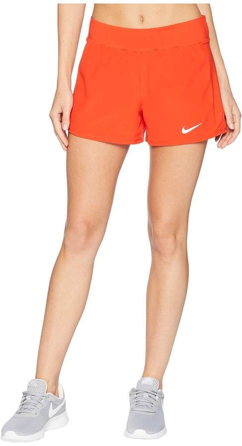 9385e154bd5e Nike Court Flex Pure Tennis Short Women s Shorts