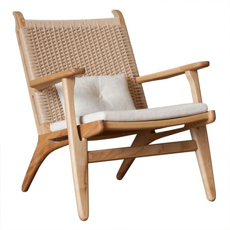 Holland Armchair - Ash