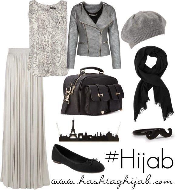 Hijab Fashion 2016/2017: Hashtag Hijab Outfit Hijab Fashion 2016/2017: Sélection de looks tendances spécial voilées Look Descreption Hashtag Hijab Outfit