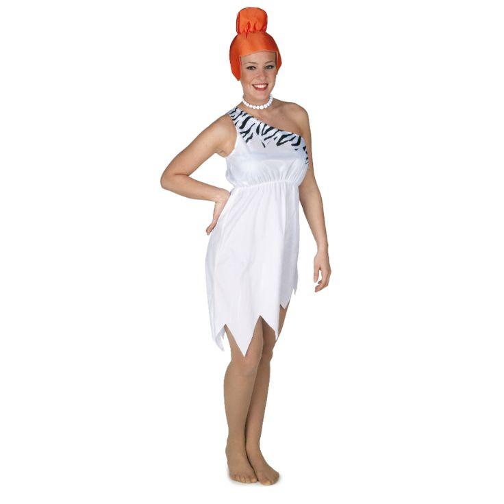 Disfraz de Wilma Picapiedra #disfraces #carnaval