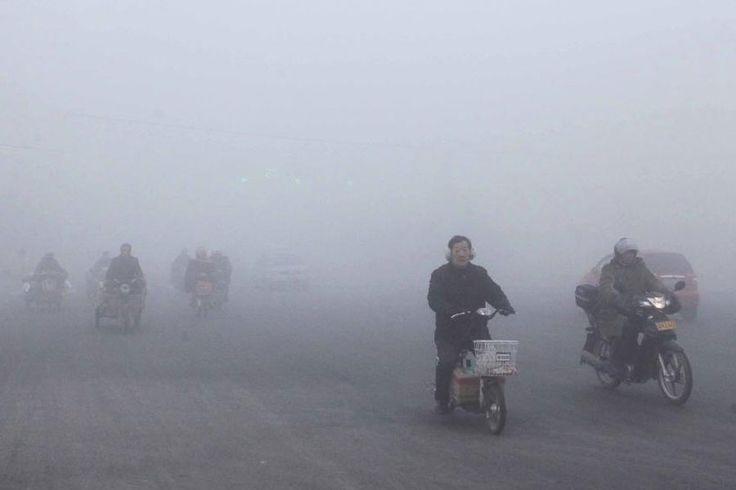 Poluição do meio ambiente na China é alarmante, segundo estudos | #China, #DireitosHumanos, #LuisDufaur, #PartidoComunistaChinês, #Poluição