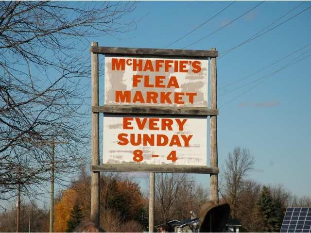 Five flea markets worth a drive