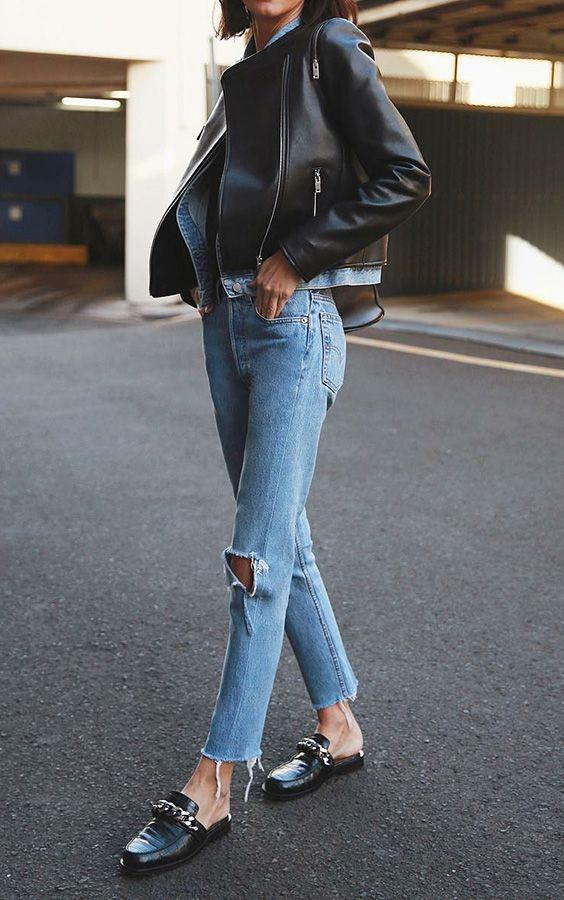 acquisto genuino reputazione prima prese di fabbrica Básica e cool: 9 formas de dar um up na calça jeans   Looks camisa ...