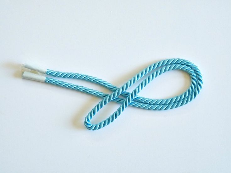 Easy DIY Knotted Cord Bracelet