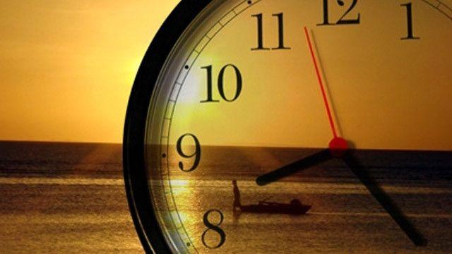 Horário de Verão começa neste fim de semana