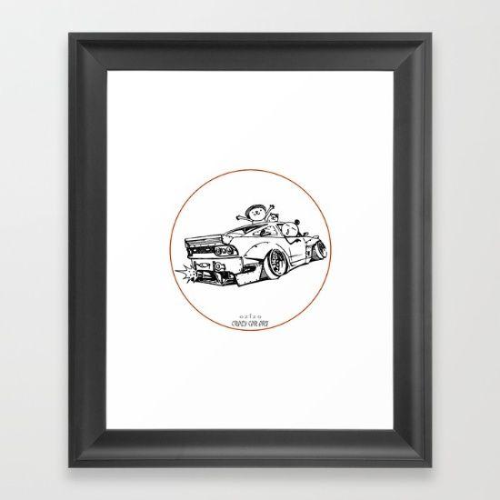 Crazy Car Art 0007 - $37