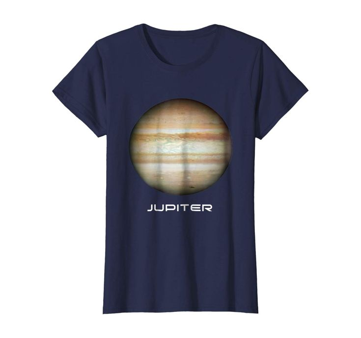 Jupiter T-Shirt Perfect Gift for Astronomy or Space Lovers