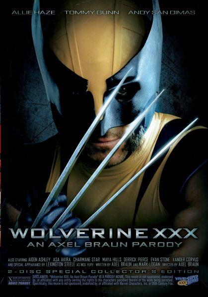 ADULT FILMS: Wolverine XXX: An Axel Braun Parody arrives online today