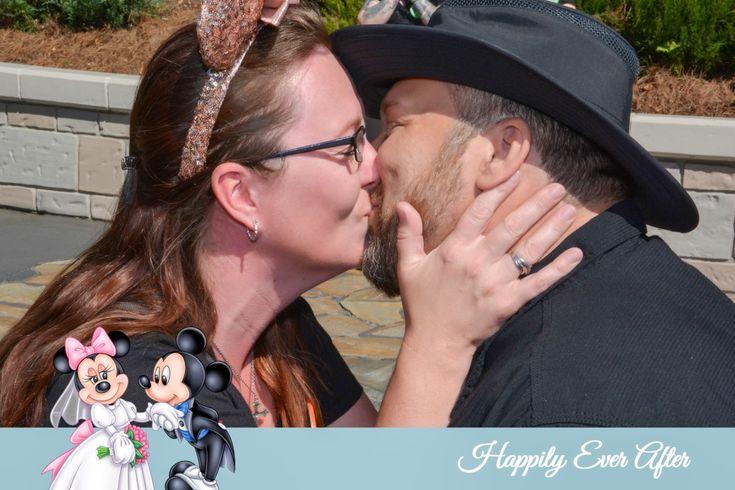 Marriage Proposal at Disney World!