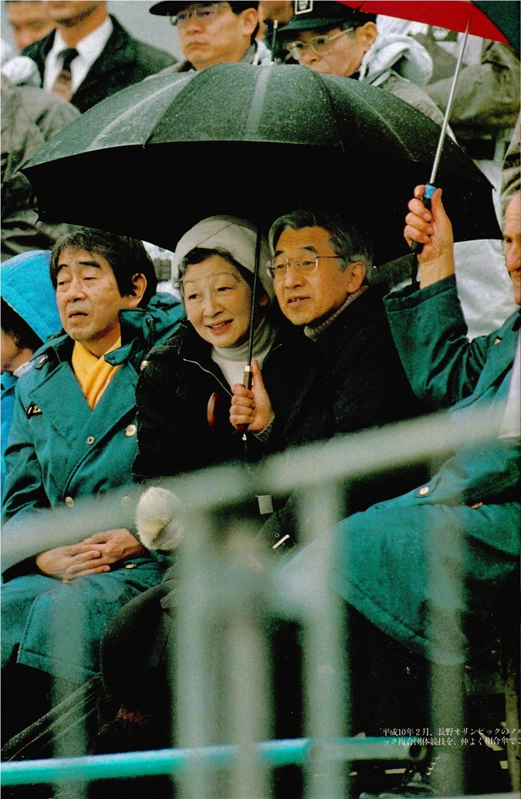 Emperor and Empress of Japan
