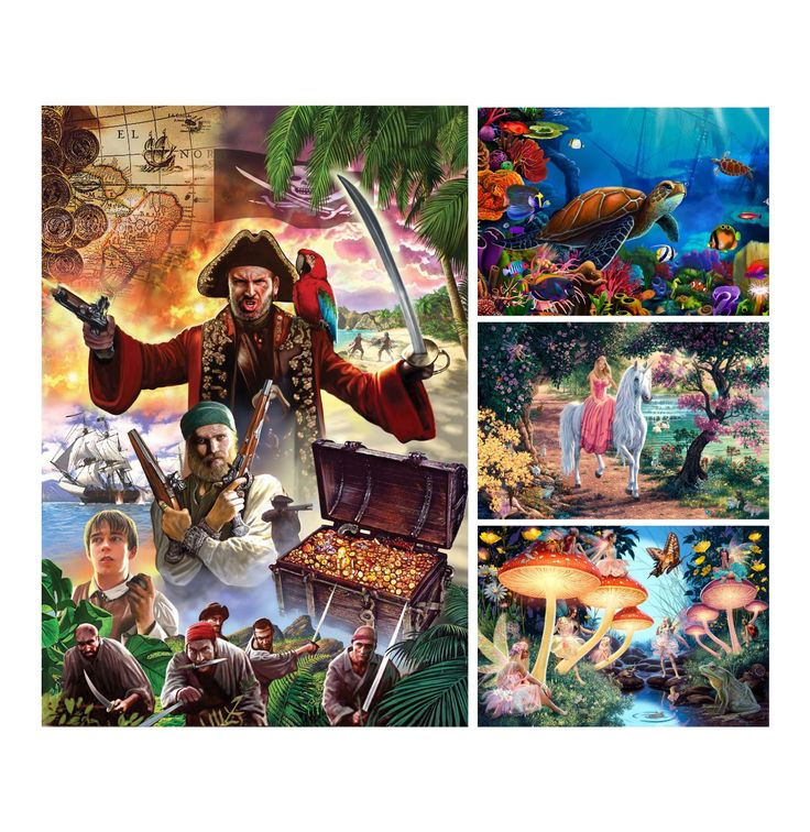 48 piece Board Puzzle - Lowest Prices & Specials Online | Makro