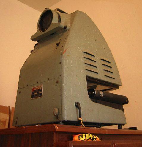 antique opaque projector by davegraphics, via Flickr