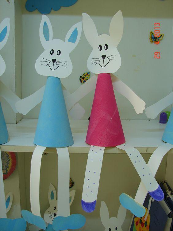Húsvéti kreatív ötletek gyerekeknek