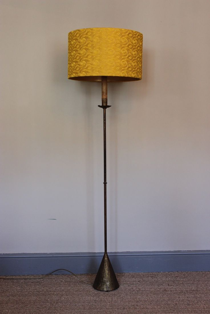 antique lighting for sale uk. a good quality, circa 1950s spanish gilded metal standing lamp of simple design with antique lighting for sale uk i