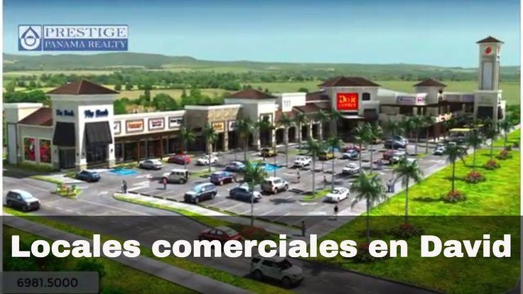Terrazas de David alquiler de locales comerciales. Prestige Panama Realt...