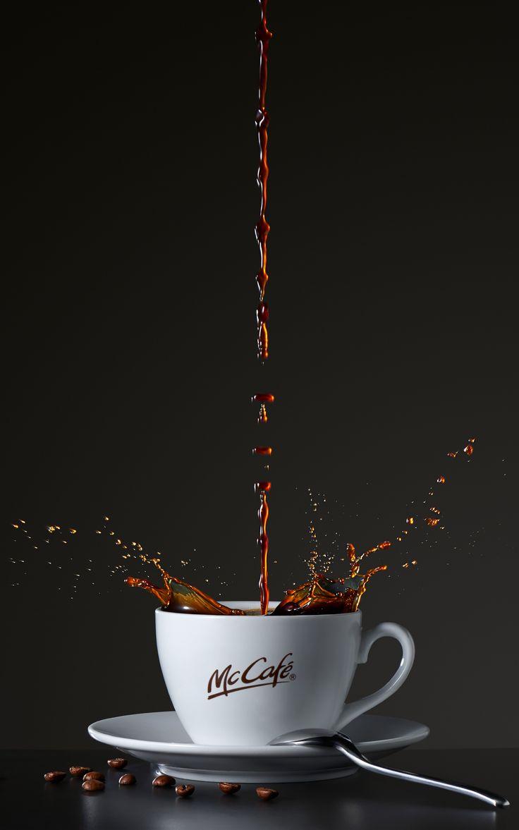 McCafe Coffee Menu on Behance