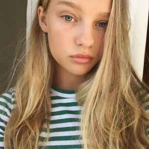 Meet Suki and Immy Waterhouse's youngest sister model Maddi Waterhouse