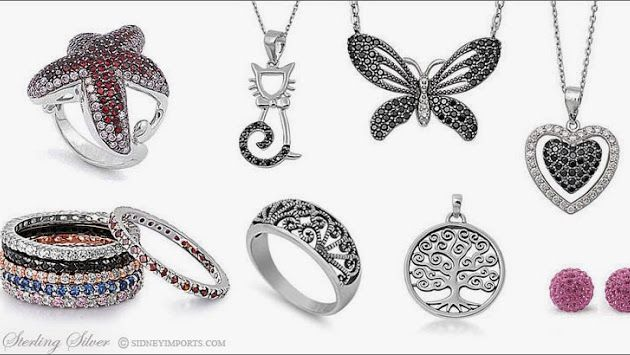 Visit our site http://www.sidneyimports.com/aboutus.asp for more information on Wholesale Silver Jewelry.Silver jewelry will never go out of fashion trend and it is typically preferred by a lot of folks aiming to purchase jewelry. For this reason it is commonly sold by both wholesalers and retailers. Sterling silver jewelry is available in numerous sophisticated and modern-day designs which attracts many customers.