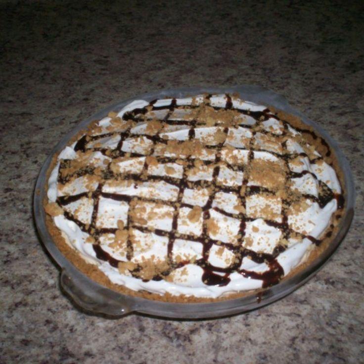 Nutter Butter Peanut Butter Pie | Sweets | Pinterest