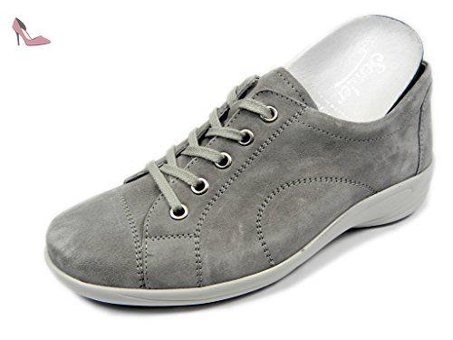 Lacet De Chaussure Semler Blanc / Multicolore Semler 7emIz77Wn3