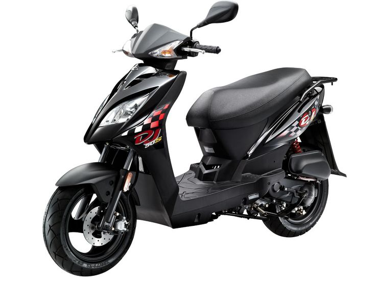 Kymco Scooters|Super 8|4 Stroke 50cc Scooter in Lincoln|LynxScooters.com