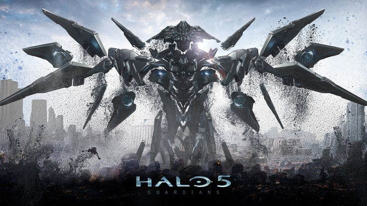 Video Game - Halo 5: Guardians Wallpaper