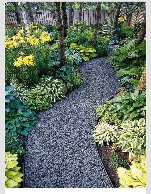 Gorgeous pathway to peace! :)