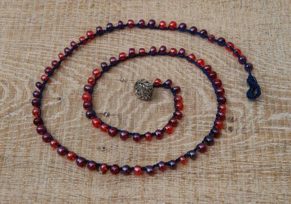 Chic and pretty wrap necklace/bracelet/anklet  by BijoubeadsLondon £23.00