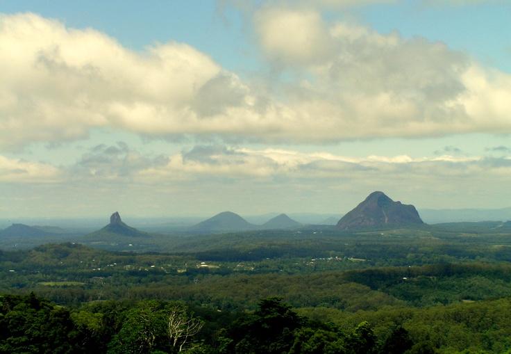 Maleny, Queensland  Beautiful Rainforest Walks