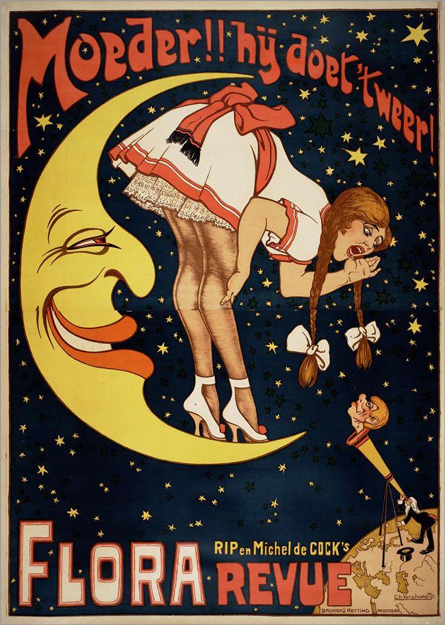 Dutch-American illustrator Charles Verschuuren (1891–1955)