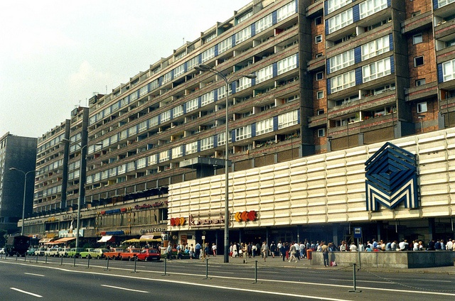 Karl-Liebknecht-Strasse, Berlin Mitte, 1980s    Scanned from a colour print kindly provided by Mrs Pat Dougall.